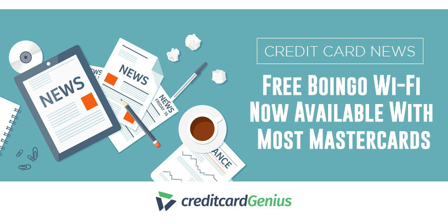 Free Boingo Wi-Fi Now Available With Most Mastercards